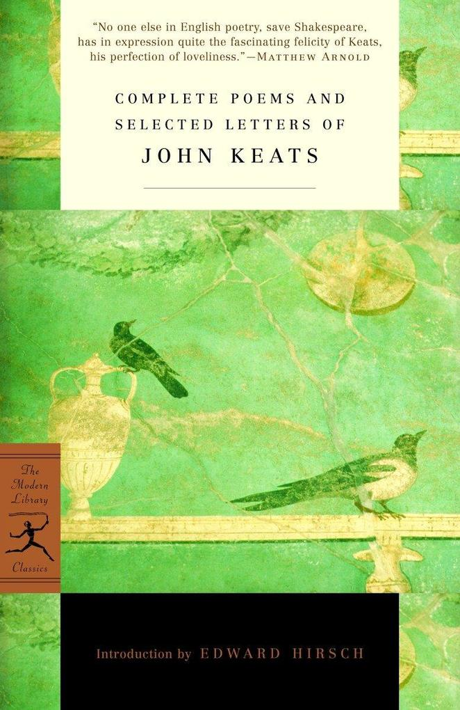 Complete Poems and Selected Letters of John Keats als Taschenbuch