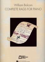 William Bolcom - Complete Rags for Piano: Revised Edition als Spielwaren