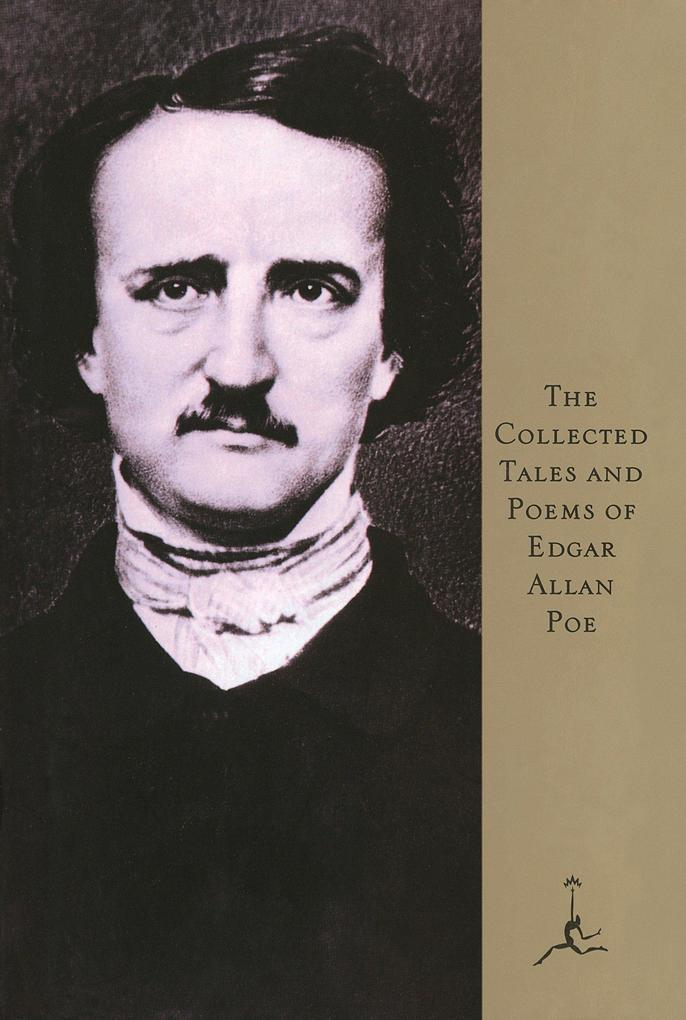 The Collected Tales and Poems of Edgar Allan Poe als Buch