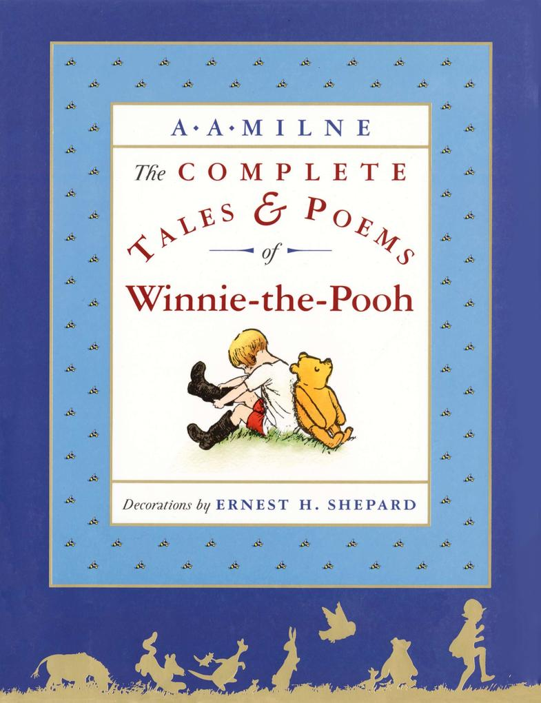 The Complete Tales and Poems of Winnie-The-Pooh/Wtp als Buch