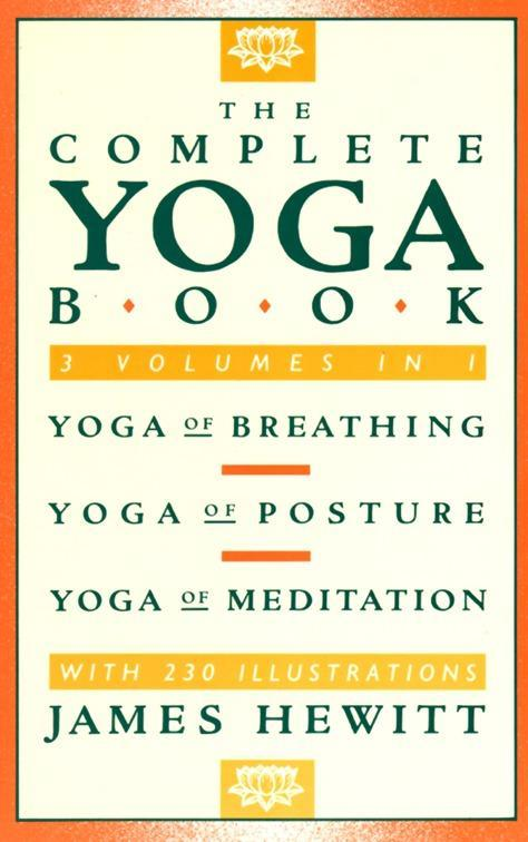Complete Yoga Book als Taschenbuch