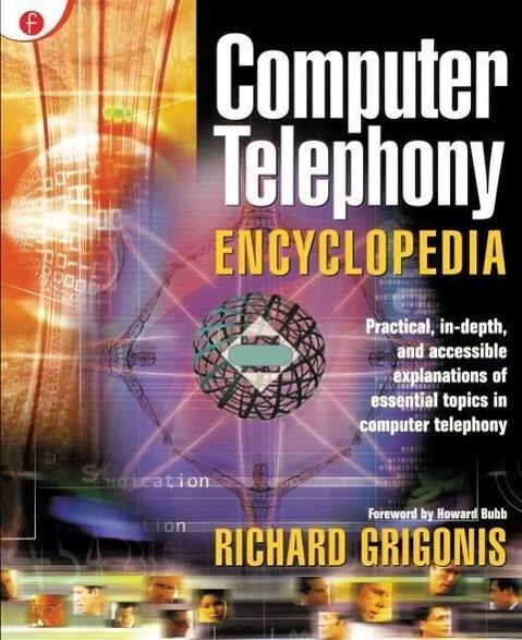 Computer Telephony Encyclopedia als Taschenbuch