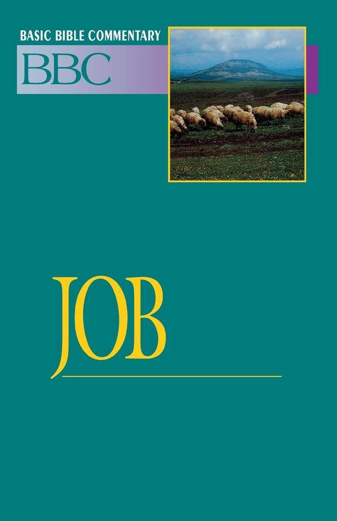 Basic Bible Commentary Job als Taschenbuch