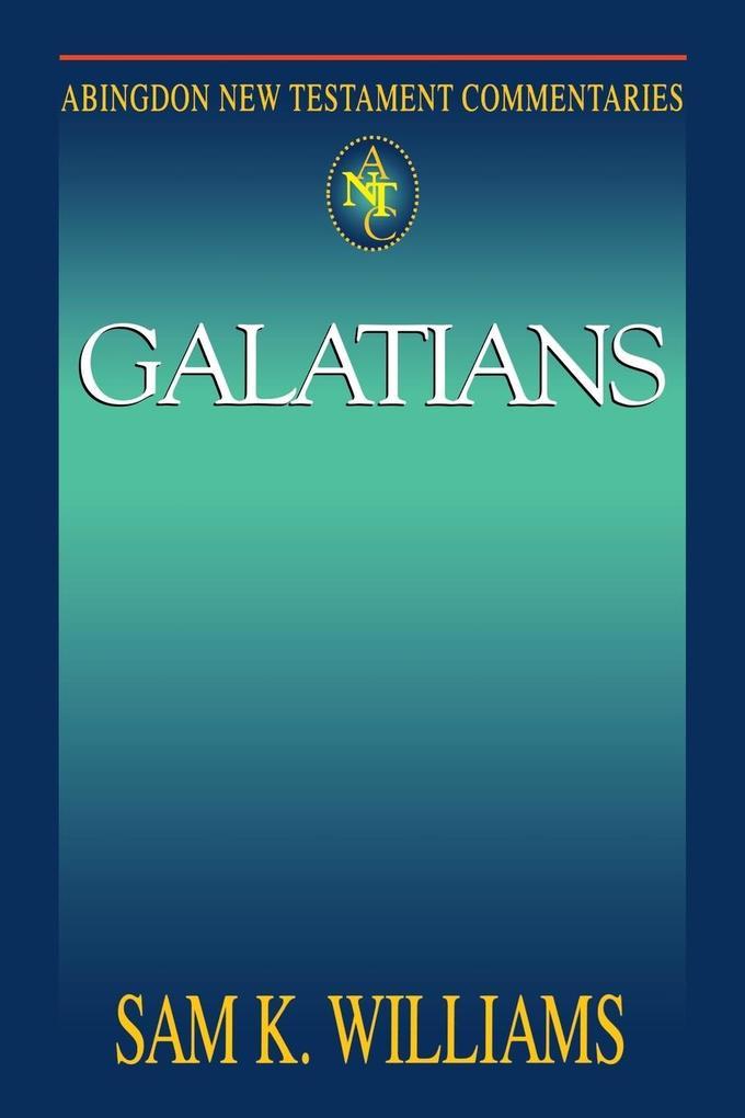 Abingdon New Testament Commentary - Galatians als Taschenbuch