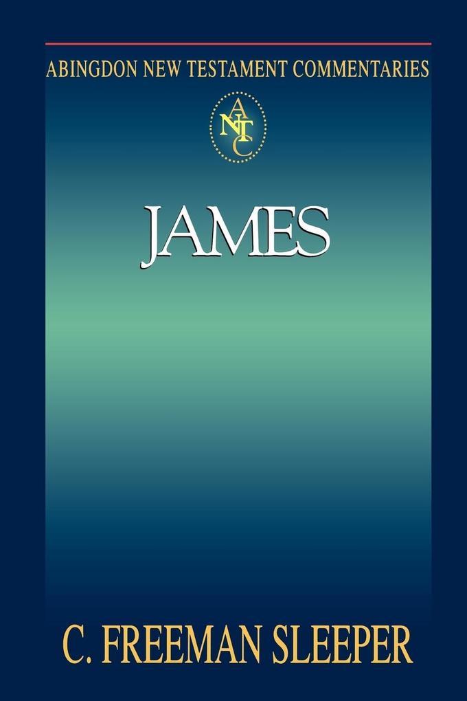 Abingdon New Testament Commentary - James als Taschenbuch