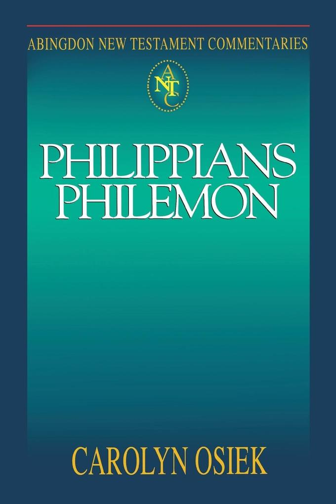 Abingdon New Testament Commentary - Philippians & Philemon als Buch