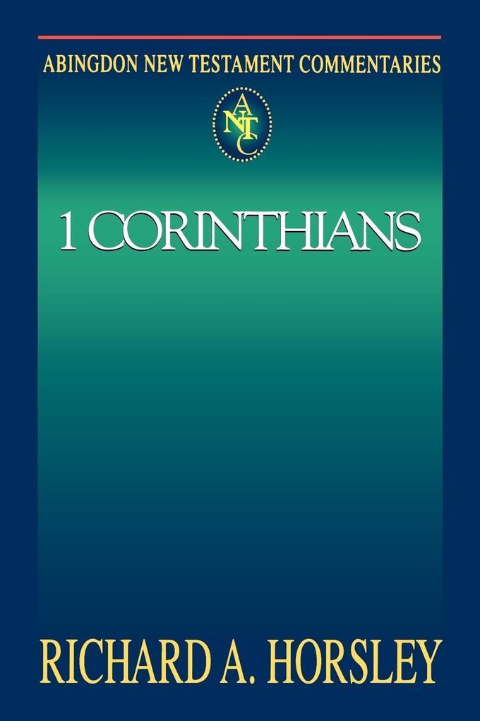 Abingdon New Testament Commentary - 1 Corinthians als Taschenbuch