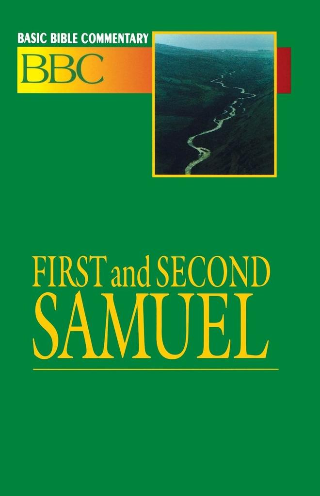 Basic Bible Commentary First and Second Samuel Volume 5 als Taschenbuch