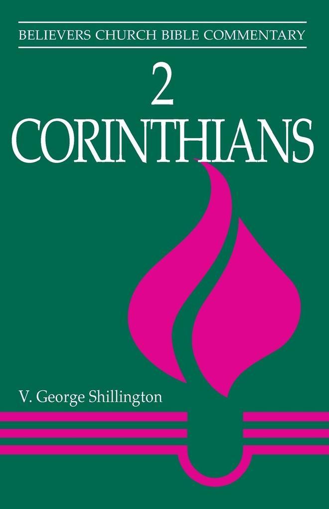 2 Corinthians als Taschenbuch