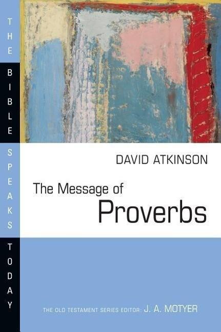 Message of Proverbs als Taschenbuch