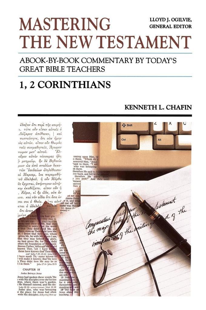 1, 2 Corinthians als Taschenbuch
