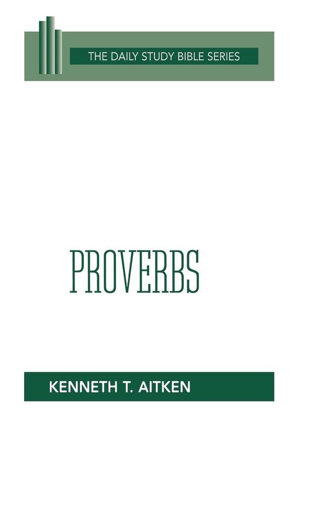 Proverbs (DSB-OT) als Taschenbuch