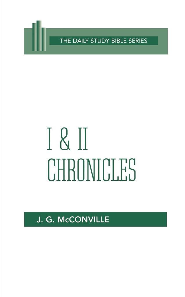 First and Second Chronicles Dsb OT als Taschenbuch