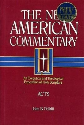 Acts: An Exegetical and Theological Exposition of Holy Scripture als Buch