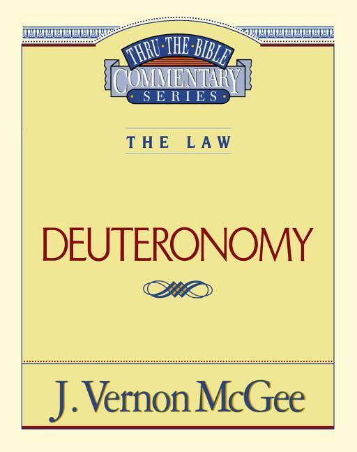 Deuteronomy als Taschenbuch