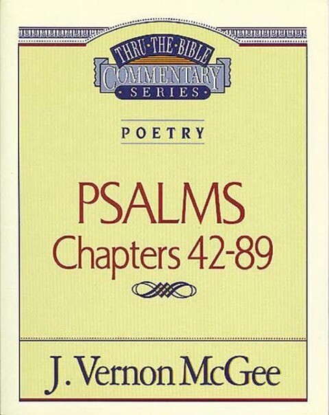 Poetry: Psalms II Chapters 42-89 als Taschenbuch