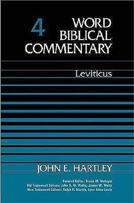 Leviticus als Buch