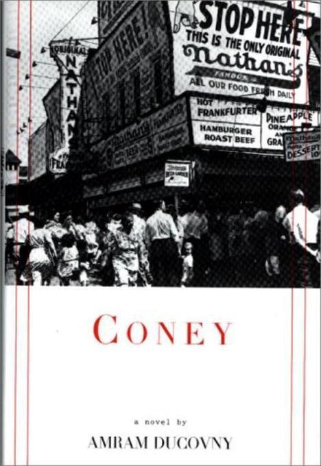 Coney als Buch