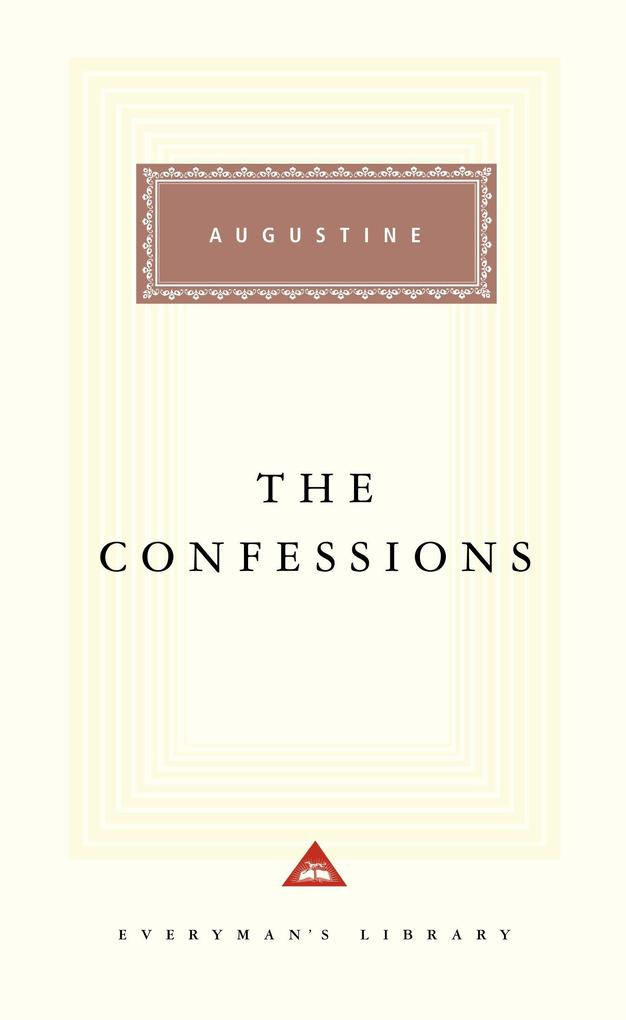 The Confessions als Buch