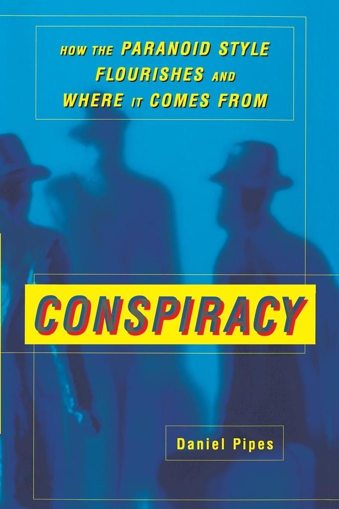 Conspiracy als Taschenbuch