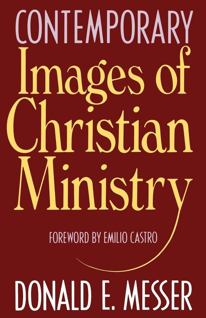 Contemporary Images of Christian Ministry als Taschenbuch