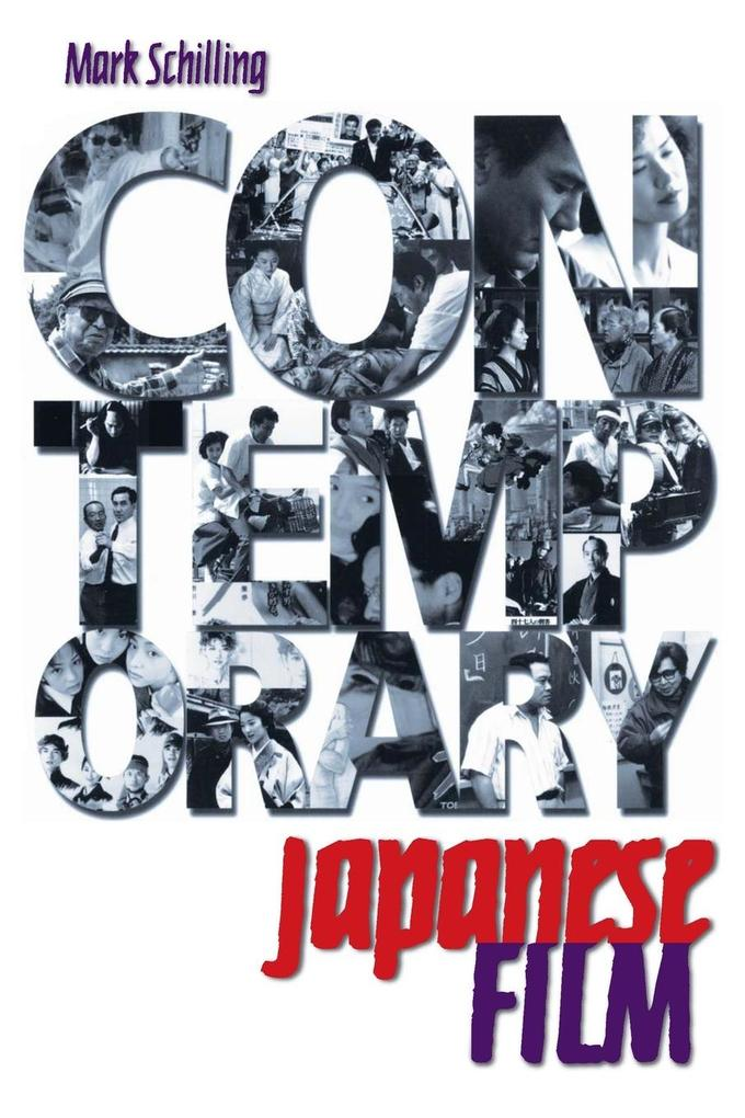 Contemporary Japanese Film als Taschenbuch