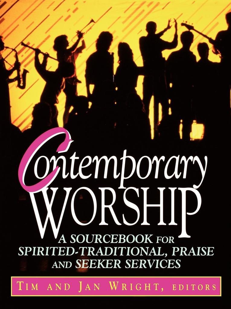 Contemporary Worship als Taschenbuch