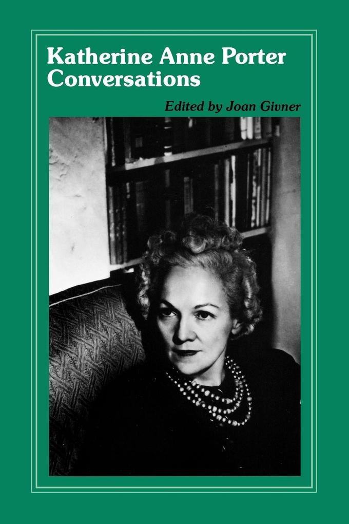 Katherine Anne Porter Conversations als Taschenbuch