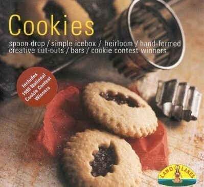 Cookies: Quick Drop/Simple Ice Box/Hand-Shaped/Tradition & Heritage/Best Ever Bars/Final Touches als Taschenbuch