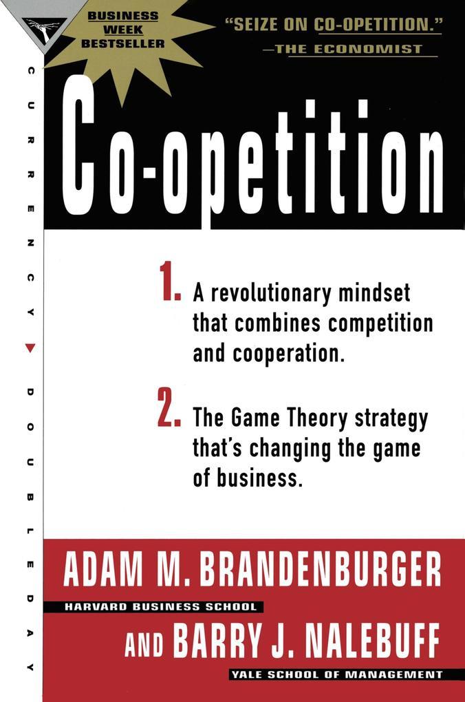 Co-Opetition als Taschenbuch