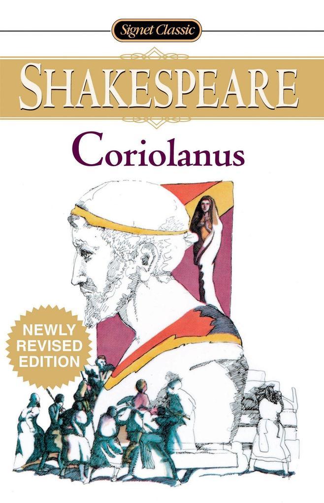 Coriolanus als Taschenbuch