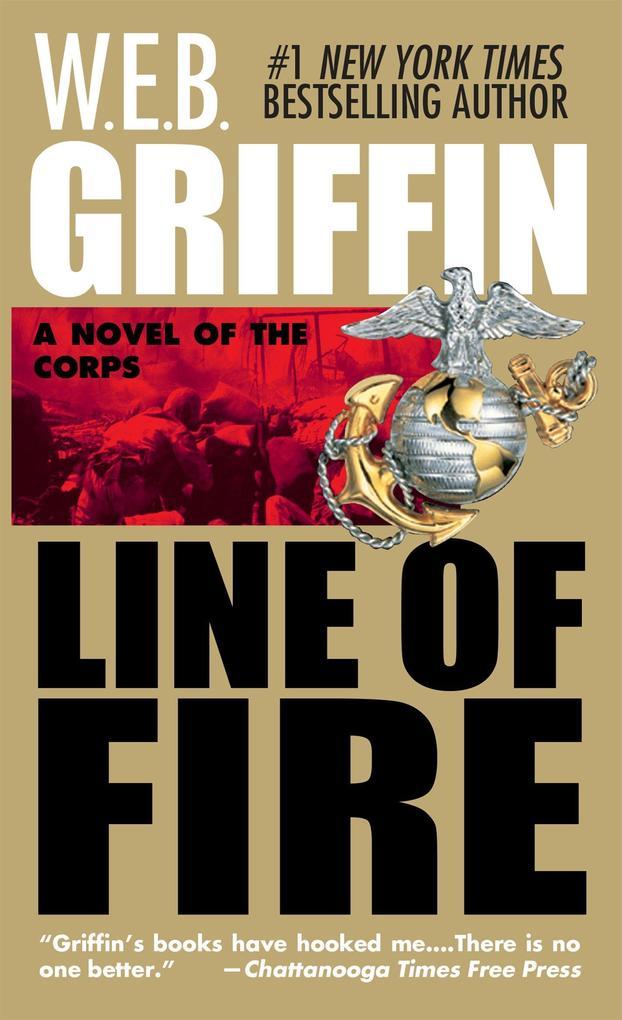 Line of Fire als Taschenbuch