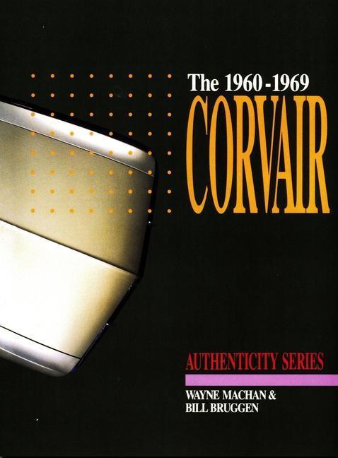 The 1960-1969 Corvair als Taschenbuch