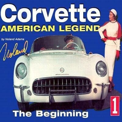 Corvette American Legend Vol. 1: The Beginning als Buch