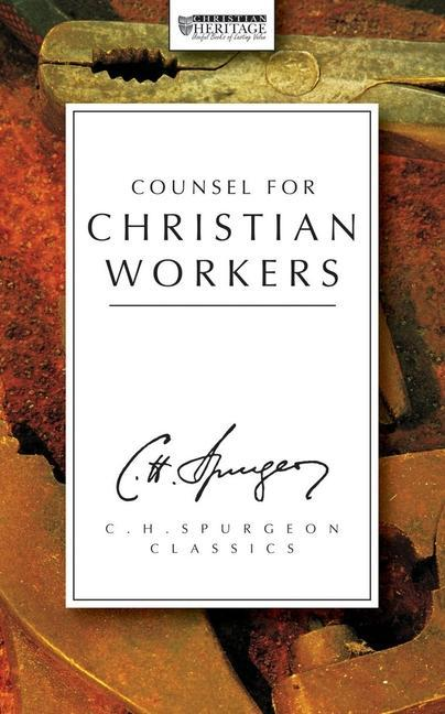 Counsel for Christian Workers als Taschenbuch