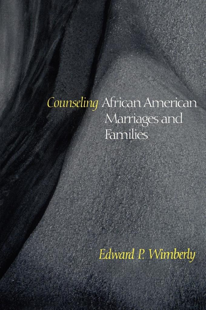 Counseling African-American Marriages and Families als Taschenbuch