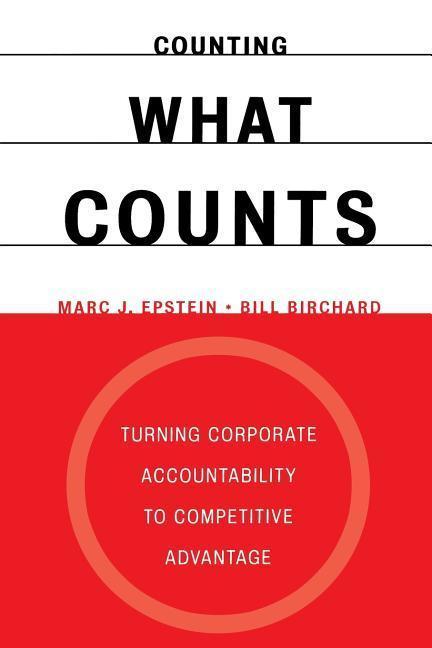 Counting What Counts als Taschenbuch