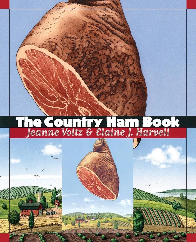 The Country Ham Book als Taschenbuch