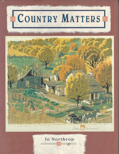 COUNTRY MATTERS als Buch