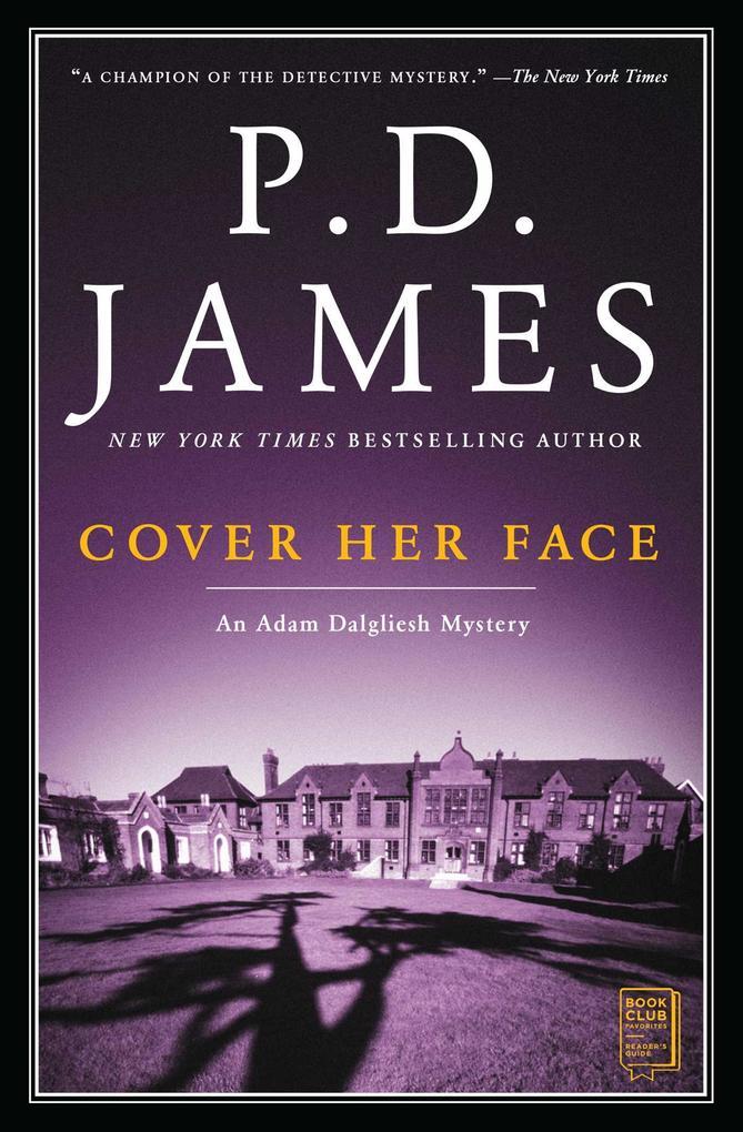 Cover Her Face: An Adam Dalgliesh Mystery als Taschenbuch