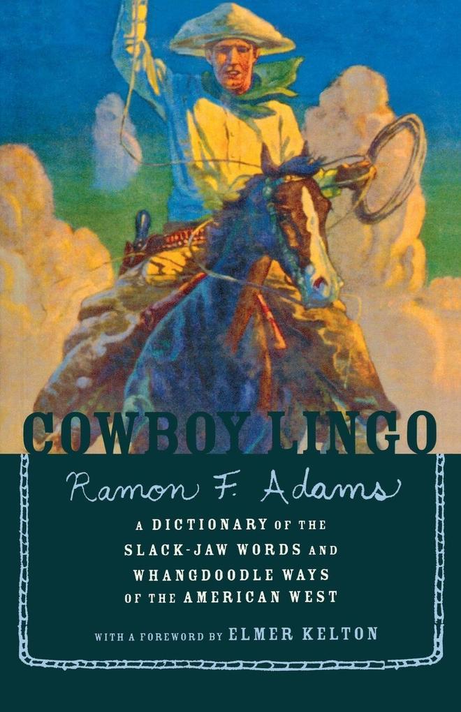 Cowboy Lingo als Taschenbuch