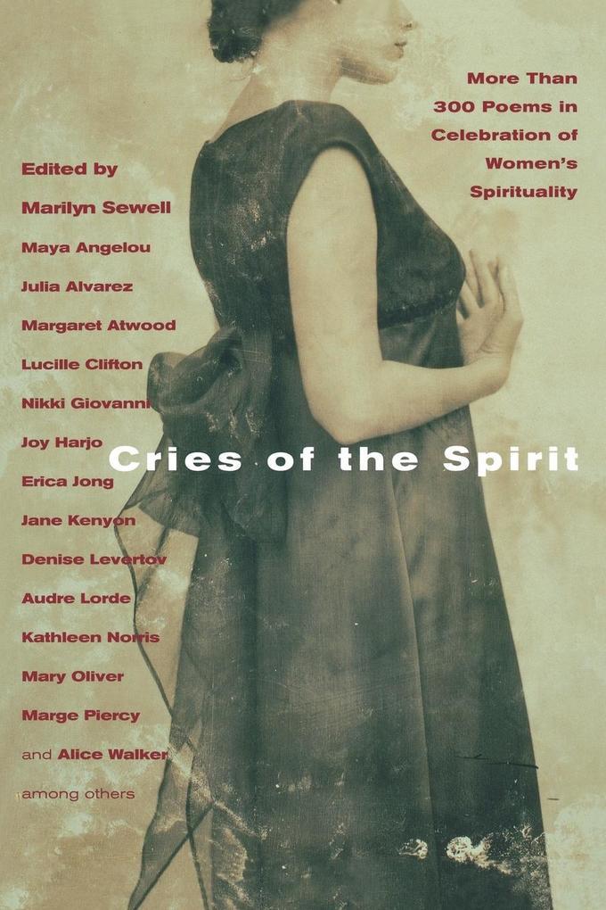 Cries of the Spirit als Taschenbuch