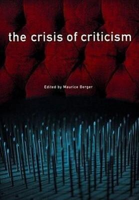 The Crisis of Criticism als Taschenbuch