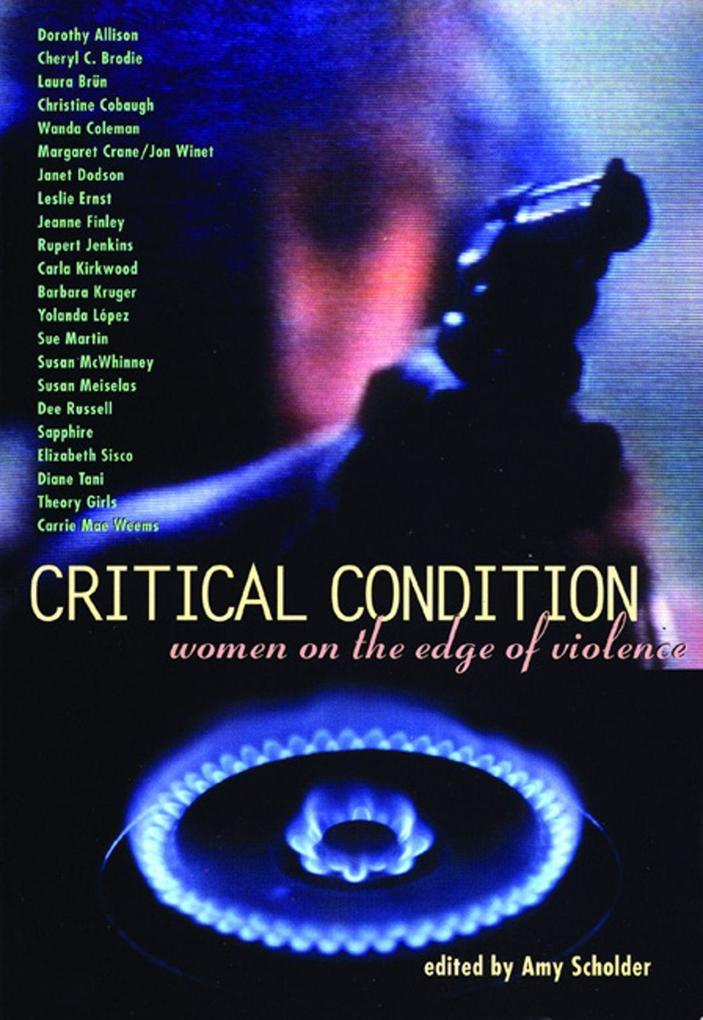 Critical Condition: Women on the Edge of Violence als Taschenbuch