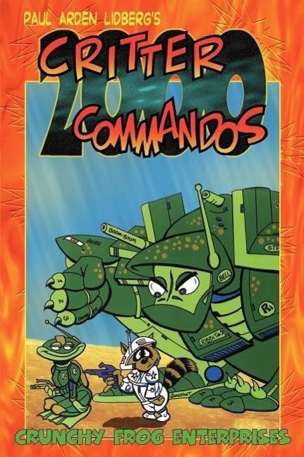 Critter Commandos 2000 als Taschenbuch