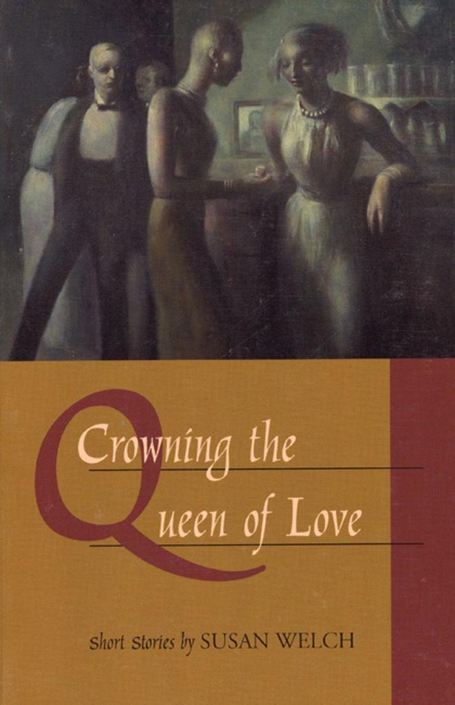 Crowning the Queen of Love als Taschenbuch