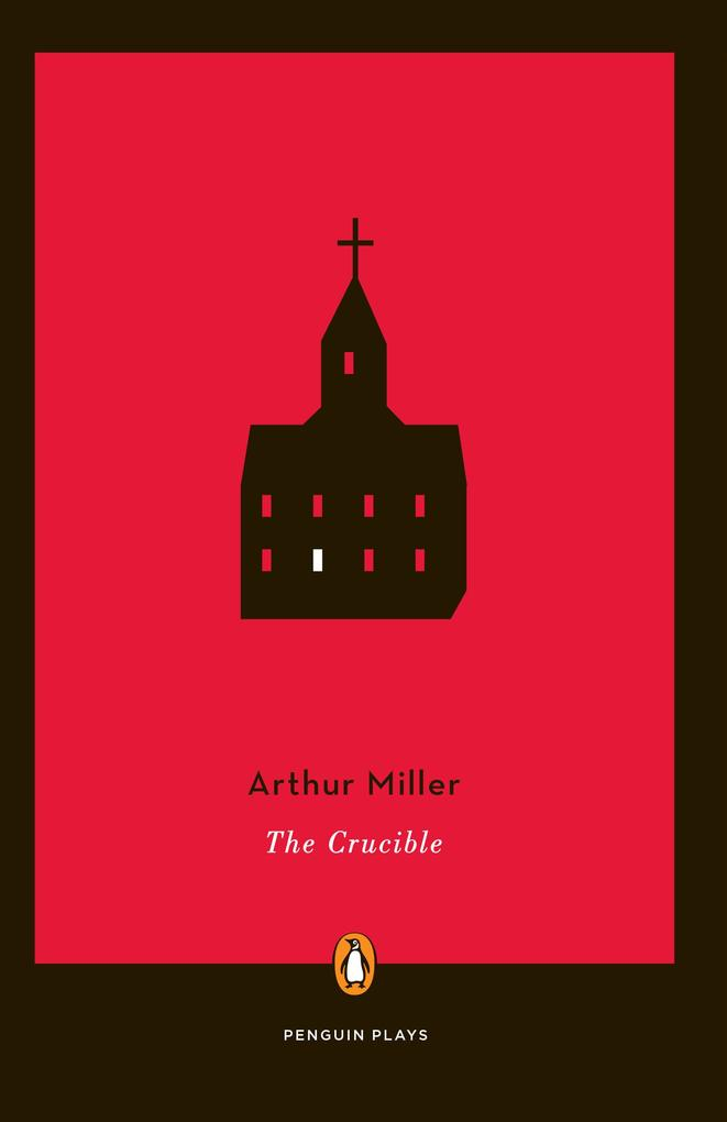 The Crucible: A Play in Four Acts als Taschenbuch