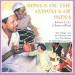 Songs of the Qawals of India als Hörbuch