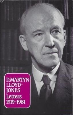 D Martyn Lloyd-Jones Letters: als Buch