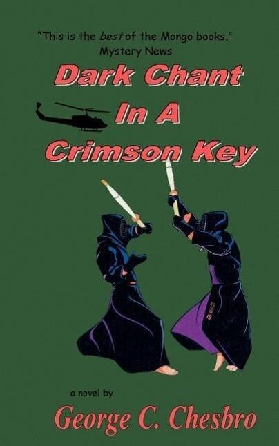 Dark Chant in a Crimson Key als Taschenbuch
